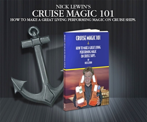 Cruise Magic Ad.