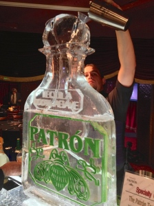 The Patron Luge
