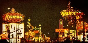 Vegas in the 70s