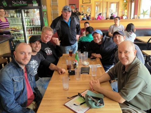 Lunch in Skagway