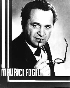 Maurice Fogel