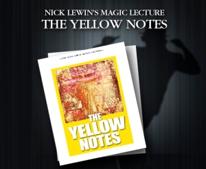 Yellow notes