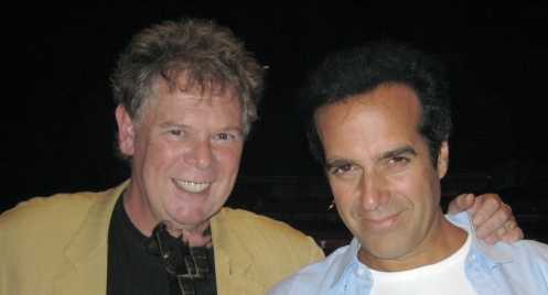 Nick & David Copperfield