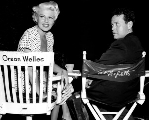 Welles & Hayworth