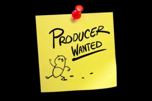 producer wanted