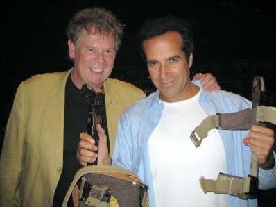 Nick and David