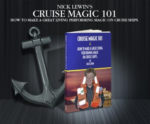 Cruise Magic Ad.