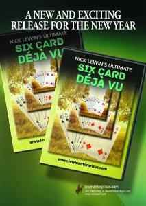 NLU 6 Card deja vu Ad2