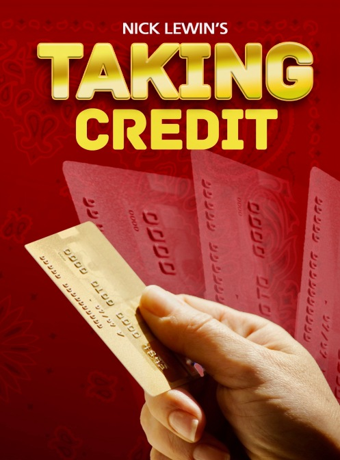Taking Credit Logo
